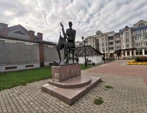 Фото Памятник Аркадию Северному