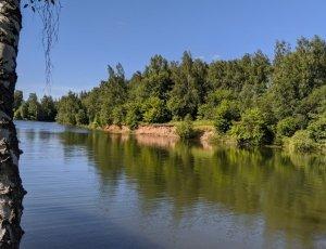 Фото Уводьское водохранилище