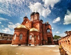 Фото Церковь Владимирской иконы Божией Матери