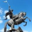 Фото Памятник Георгию Победоносцу в Иваново 9