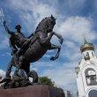 Фото Памятник Георгию Победоносцу в Иваново 5