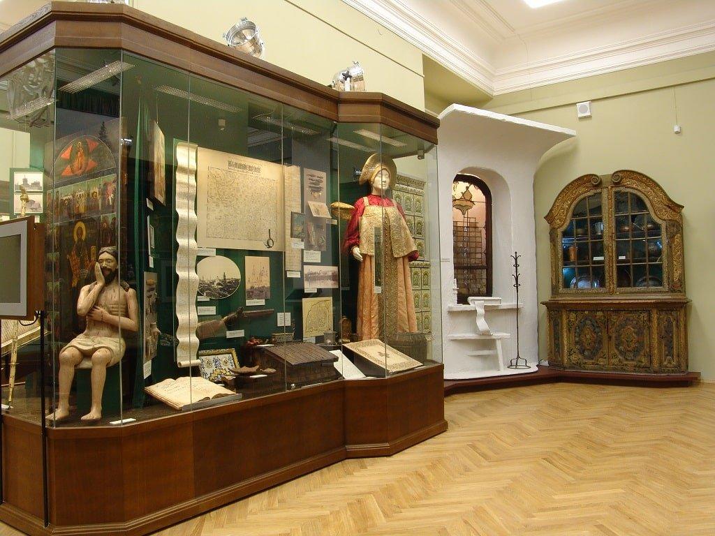 Дом-музей Мешкова в Перми