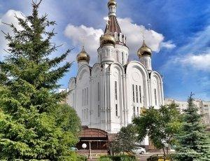 Фото Церковь Серафима Саровского